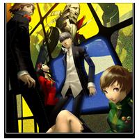 Persona 4 crew