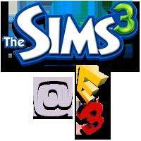 The Sims 3 at E3