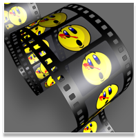 Watchmen film strip