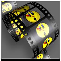 Watchmen film strip