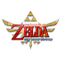 The Legend of Zelda : Skyward Sword logo
