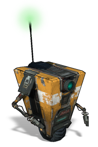 Borderlands Claptrap