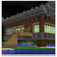 Minecraft Farm 1